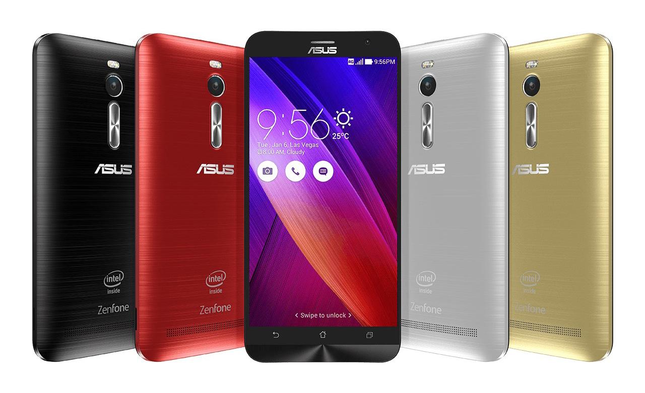 ASUS ZenFone 2が登場――SIMフリーで価格は199ドル。デュアルSIMと4GBのRAMを搭載