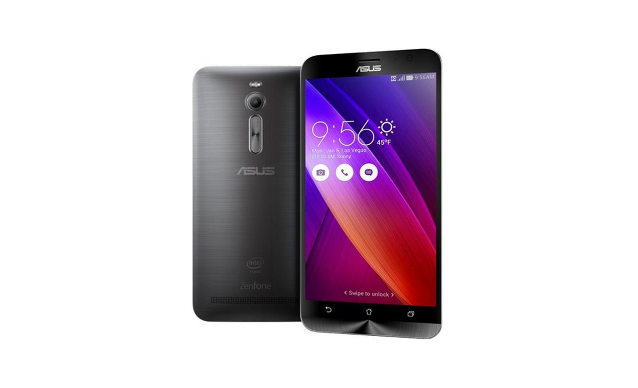 ASUSの「ZenFone 2」には、5インチ / シングルSIMのモデルが存在する