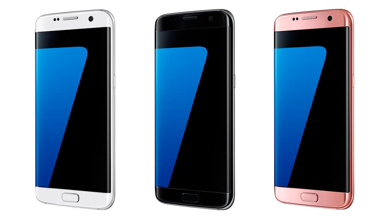 au、Galaxy S7 edge SCV33の価格を実質56,376円に