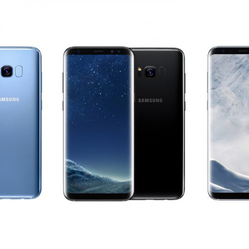 au、2017年夏モデル「Galaxy S8 / S8+」を6月8日発売