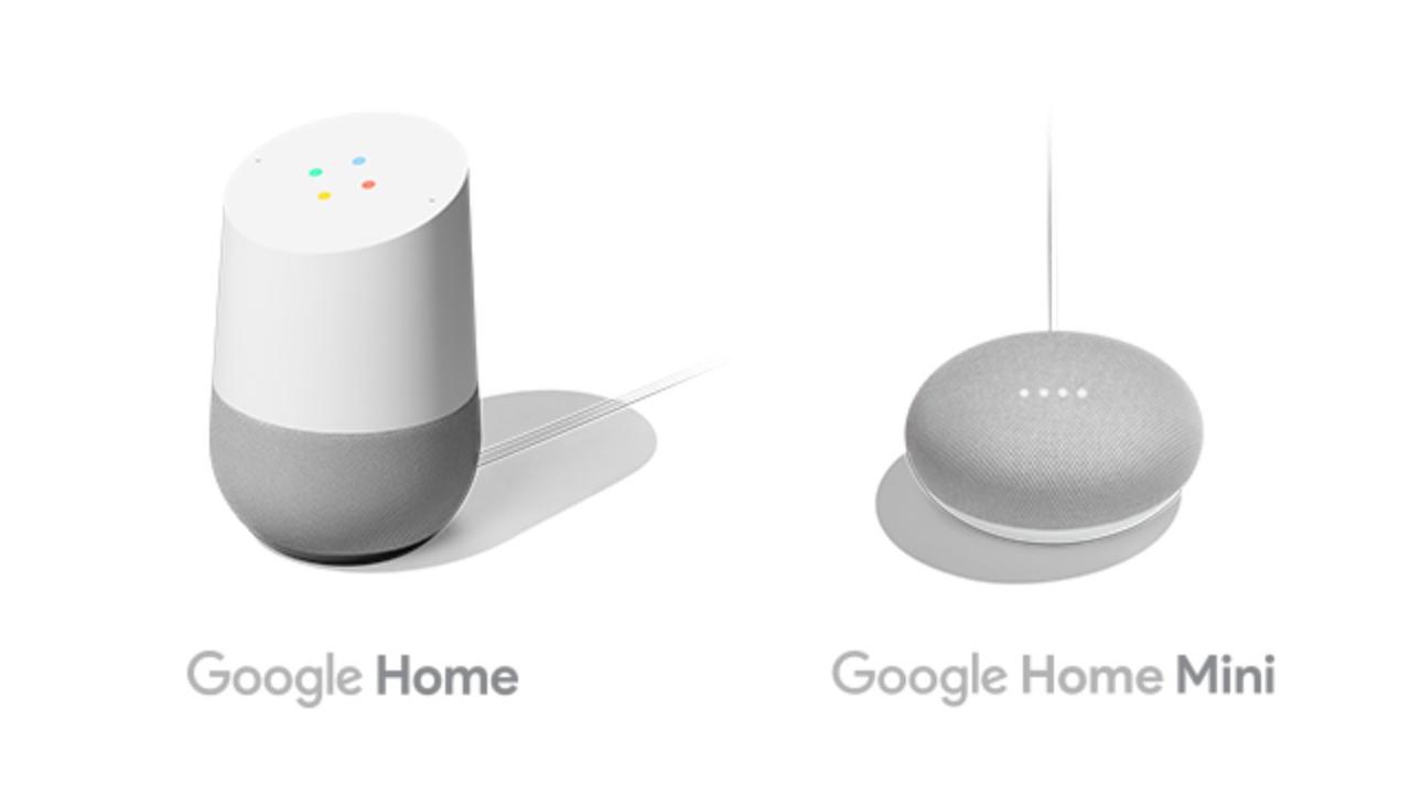 auが「Google Home」を10月6日発売、「Google Home Mini」も10月23日から