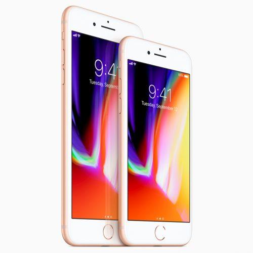 au、iPhone 8/iPhone 8 Plusの「毎月割」を増額