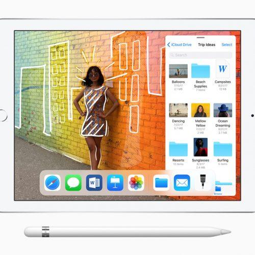 au、Apple Pencil対応の新しい「iPad」を4月以降発売。価格は実質0円