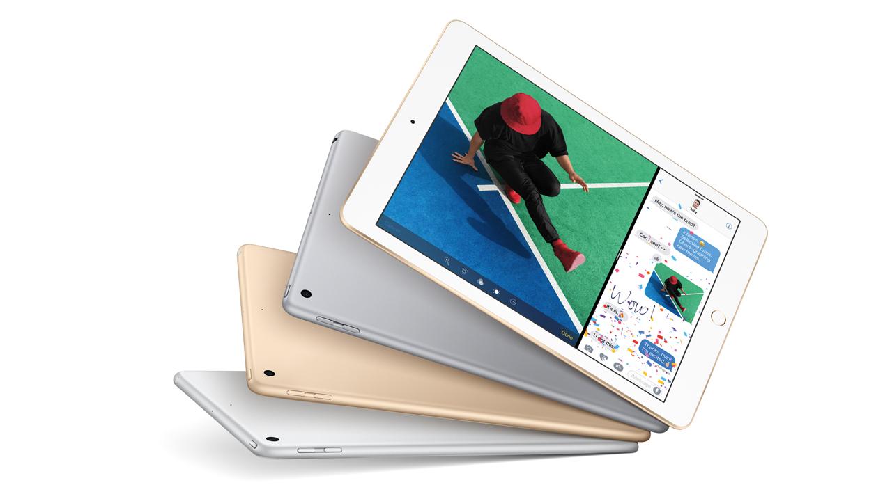 au、新しい9.7インチ「iPad」を3月25日発売。価格は実質0円から