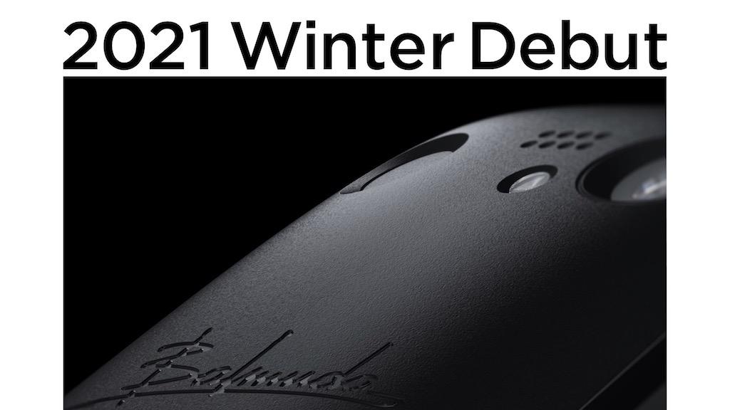 バルミューダ、5Gスマートフォンのデザインを一部公開。11月以降に発売