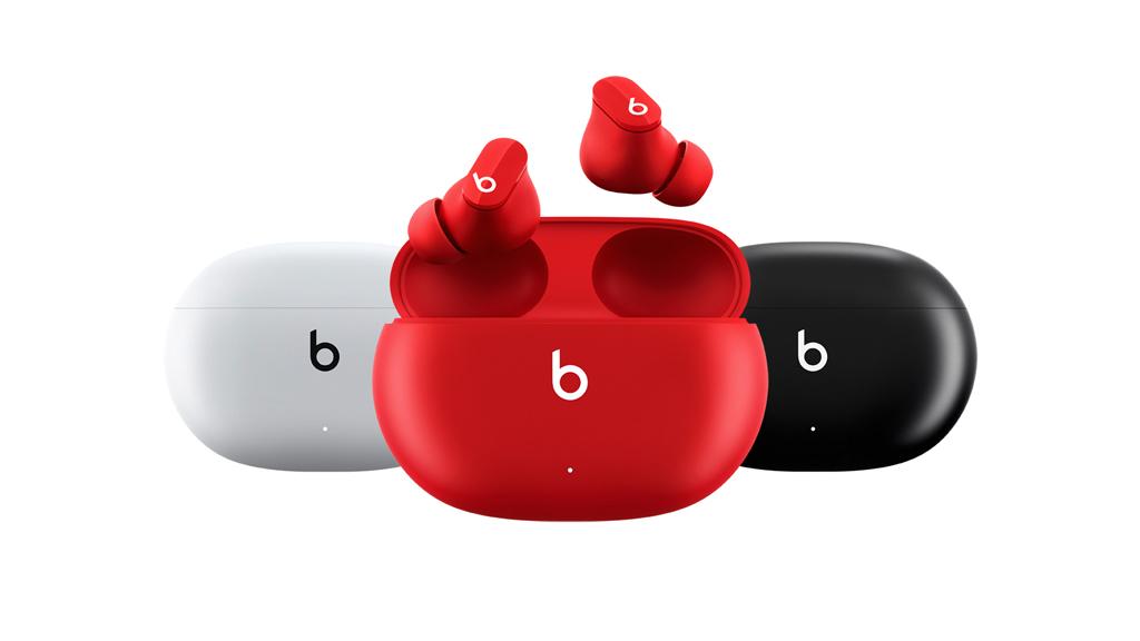 Beats Studio Budsが8月11日発売。17,800円のANC対応フルワイヤレスイヤホン