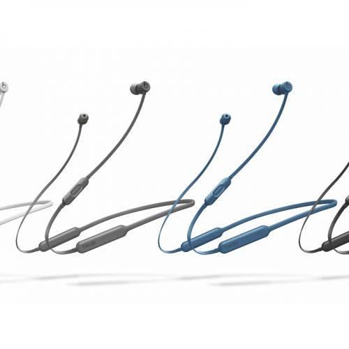 「BeatsX」の日本発売日は2月11日、Apple Storeとauで4月11日まで先行販売