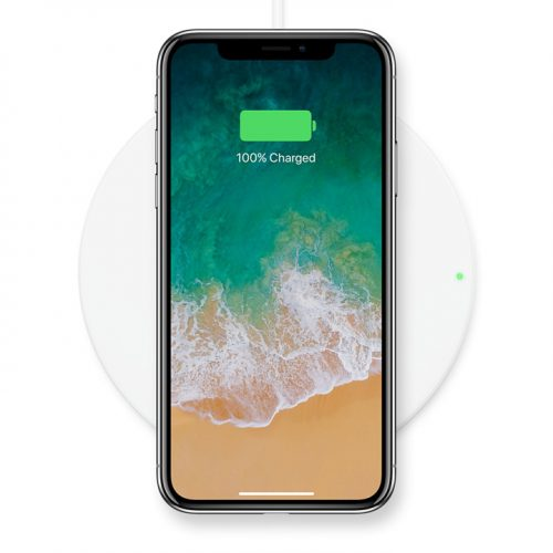 iPhone X/8のワイヤレス高速充電器「Belkin Boost Up Wireless Charging Pad」が販売開始