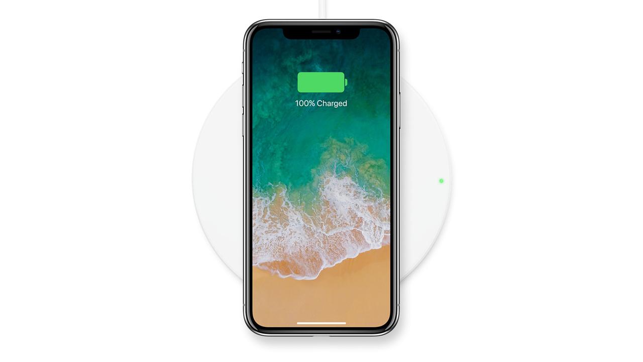 iPhone X/8のワイヤレス高速充電器「Belkin Boost Up Wireless Charging Pad」が販売開始