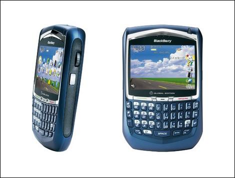 NTTドコモ、iPhoneに対抗して「BlackBerry」を8月に発売。