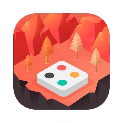今週の無料App:タイルをなぞって楽しむパズルゲーム「Blyss」