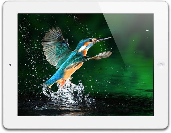 au、128GBのiPad Retinaディスプレイモデルを7万7760円で販売