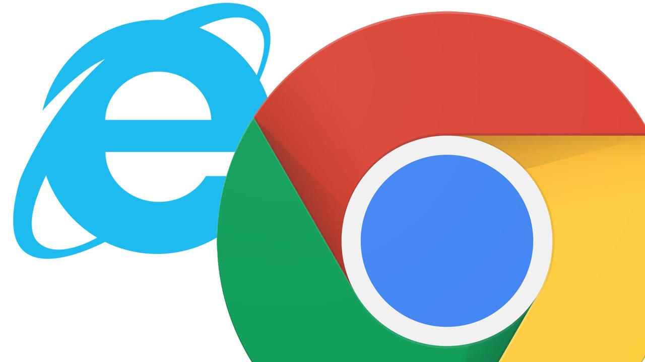 PCブラウザシェア、ChromeがIEを抜いて初のトップ。スマホとの2冠に