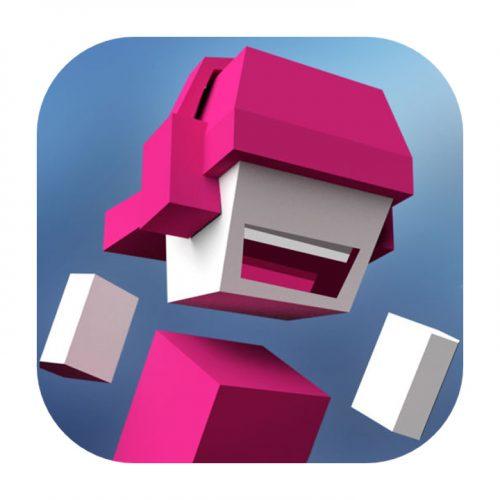 今週の無料App:ランアクションゲーム「Chameleon Run」が240円→無料に