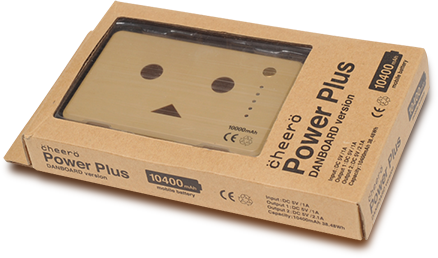 ダンボー仕様のモバイルバッテリーがAmazonで再販されるも瞬殺ー6万円で転売する業者もあらわる