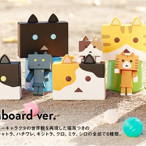 世界一かわいいネコ型モバイルバッテリー「cheero Power Plus nyanboard ver」が発売