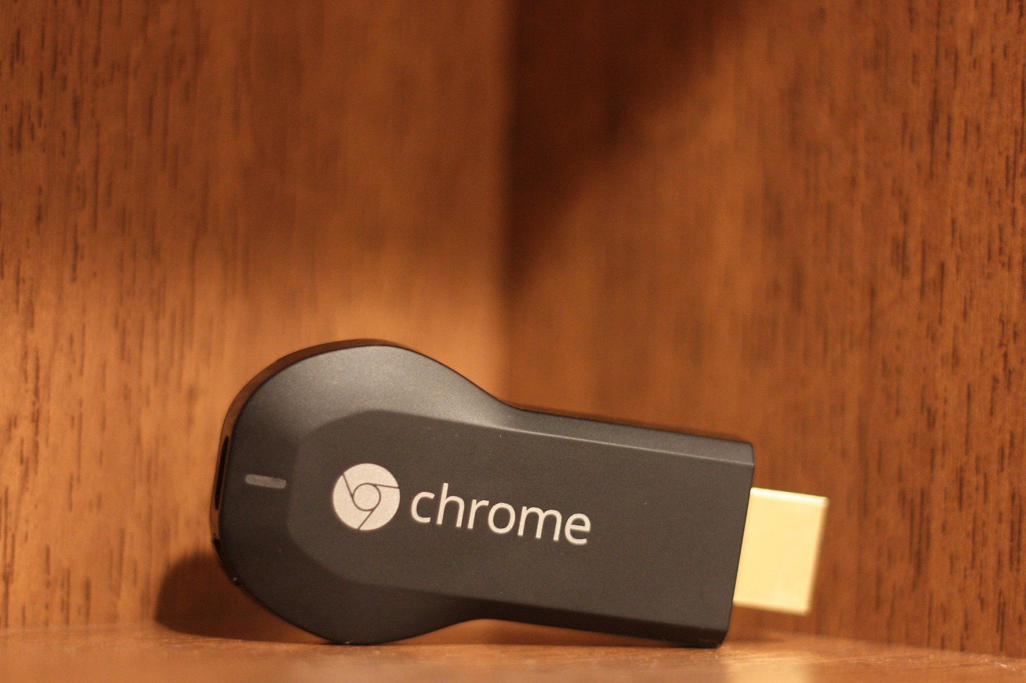 初代Chromecast、メジャーアップデートの提供終了か