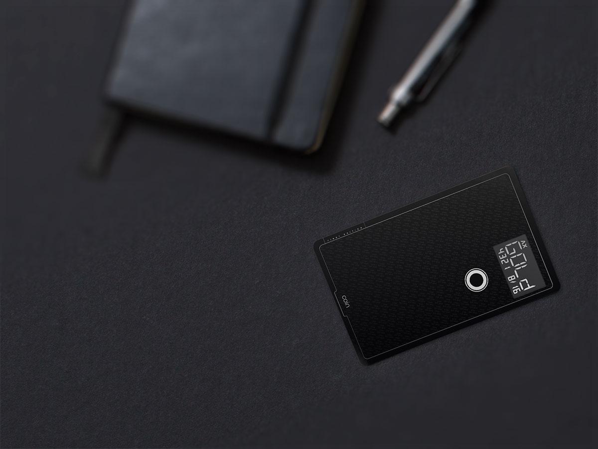 クレジットカードや会員カードを1枚のカードに集約できる魔法のカード「Coin」が素晴らしい!