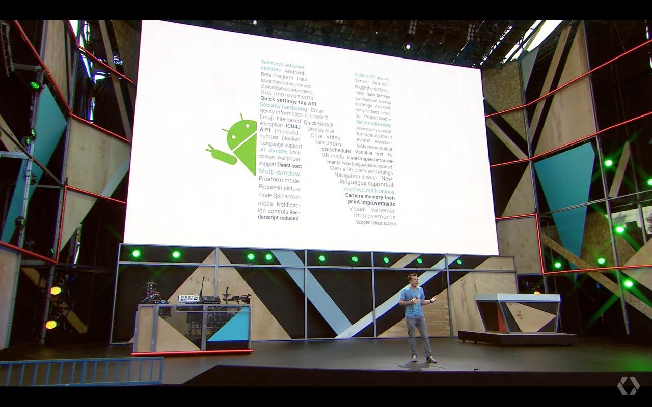 Android N、アップデートを大幅短縮するシームレスアップデートに対応 既存のNexusは利用不可