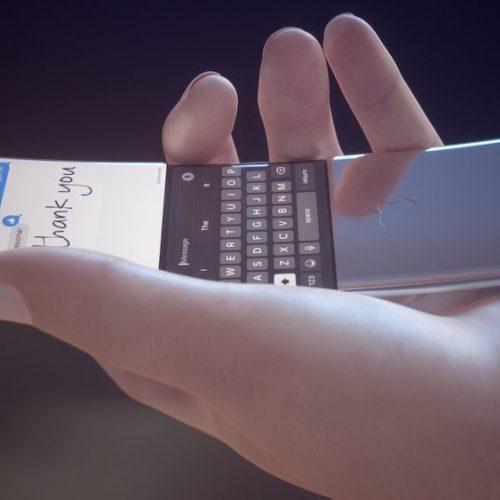 カーブディスプレイを搭載した次世代「iPhone」はこんな感じ?