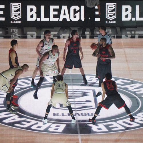 国内プロバスケBリーグ、「DAZN」で9日から配信開始