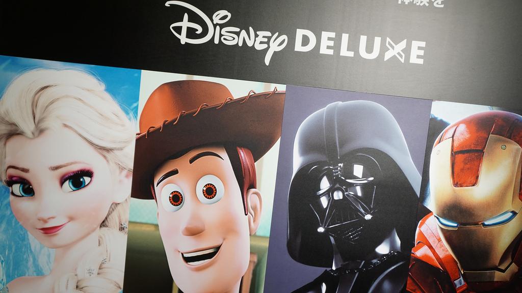 動画見放題サービス「ディズニーデラックス」登場。ピクサー/スター・ウォーズ/マーベルも月額700円で