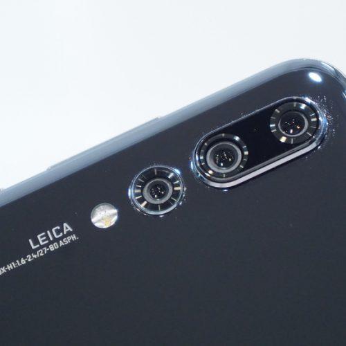世界最高のカメラスマホ「HUAWEI P20 Pro」の発売日が6月15日に。価格は実質22,680円から