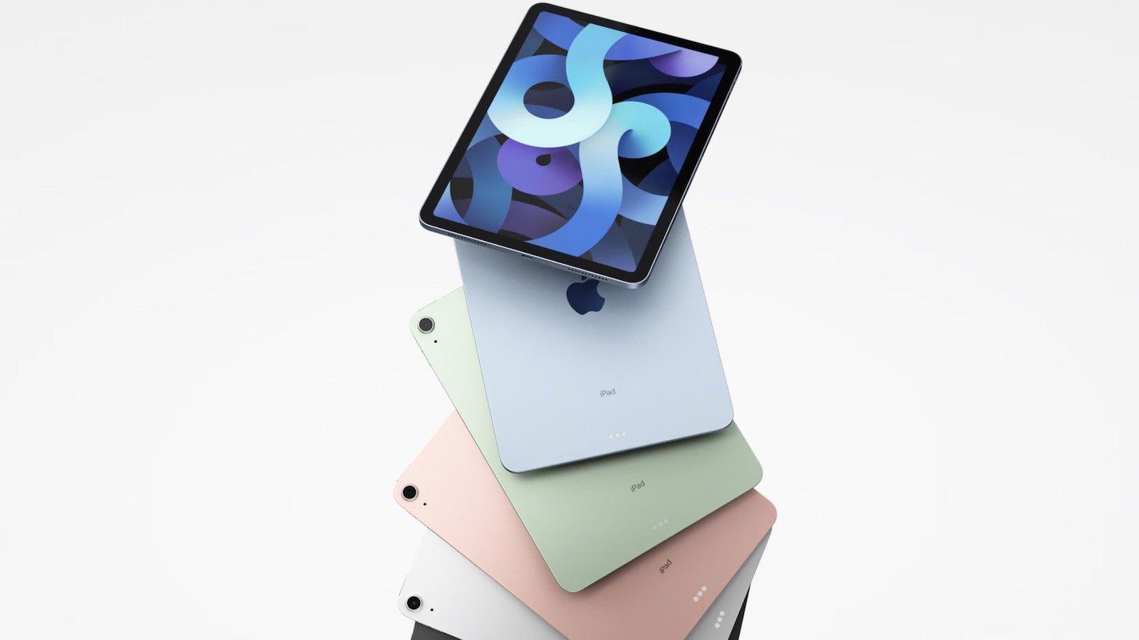 更新:ドコモ、iPad Air4を年内発売。価格は86,328円から