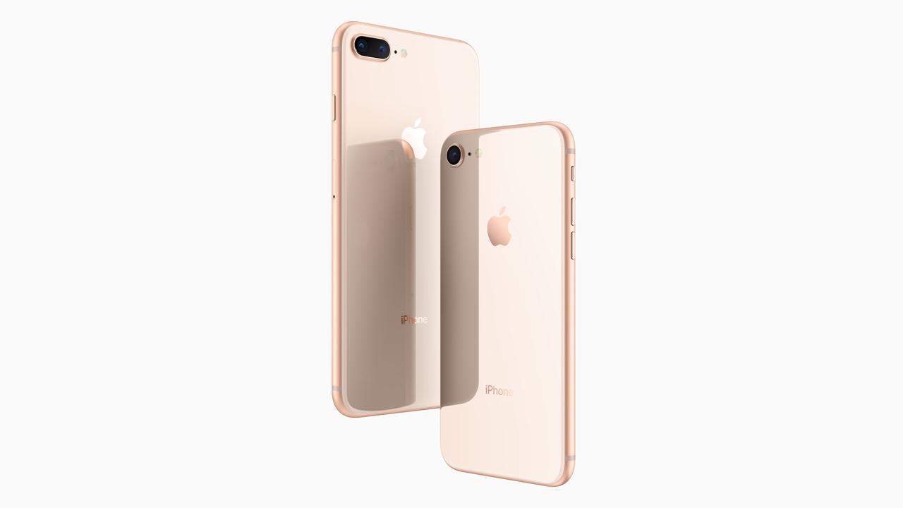 ドコモ、iPhone 8/iPhone 8 Plusの価格を発表。実質0円も