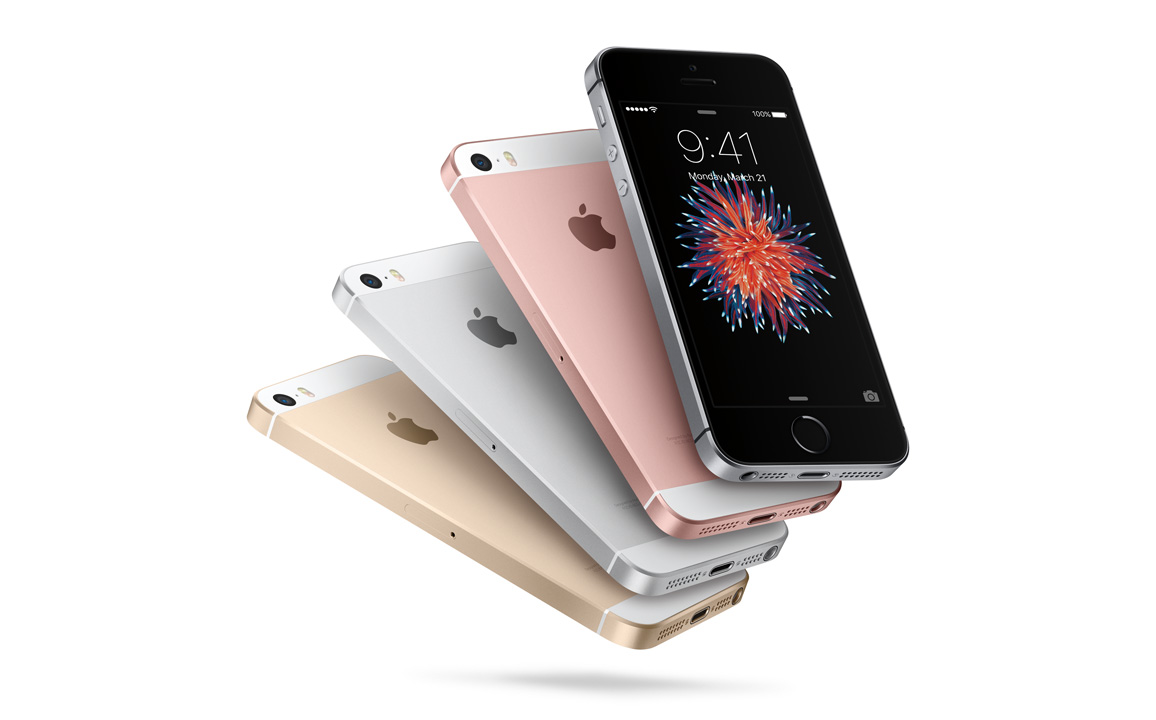 au、iPhone SEの32GB/128GBモデルを4月7日発売。価格は実質10,800円から