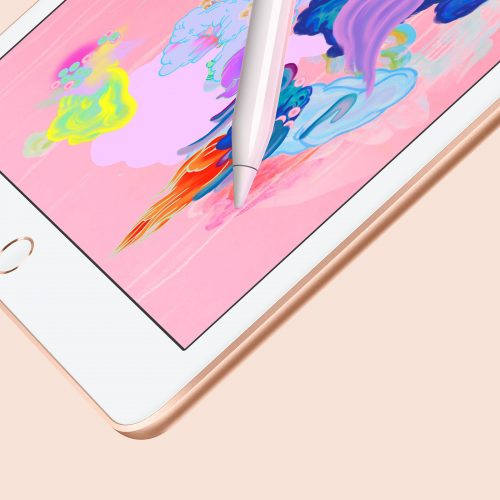 ドコモ、Apple Pencil対応の新しい「iPad」を3月31日発売。価格は実質1万円