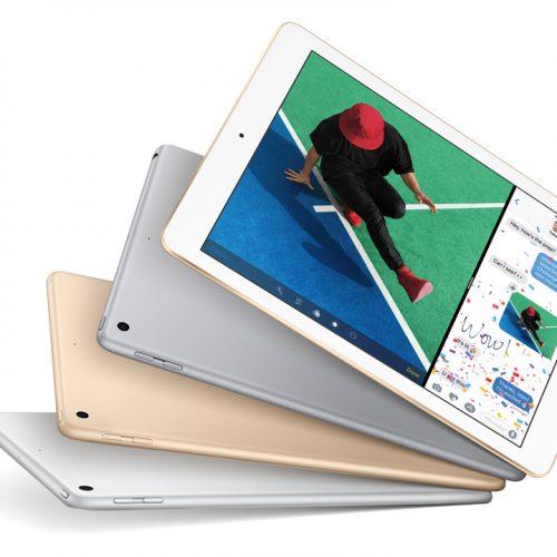 ドコモ、新しい9.7インチ「iPad」を3月31日発売。価格は実質0円から