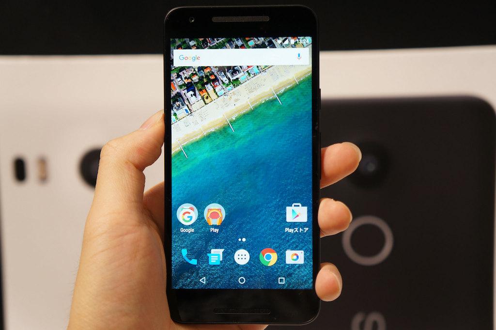 ドコモ、「Nexus 5X」を10月22日発売――価格は8万2512円、実質3万3912円に