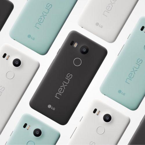 ドコモ、「Nexus 5X」を一括648円で販売中