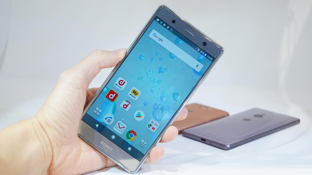 ドコモ、Xperia XZ2シリーズに「Android 9 Pie」のOSアップデート配信