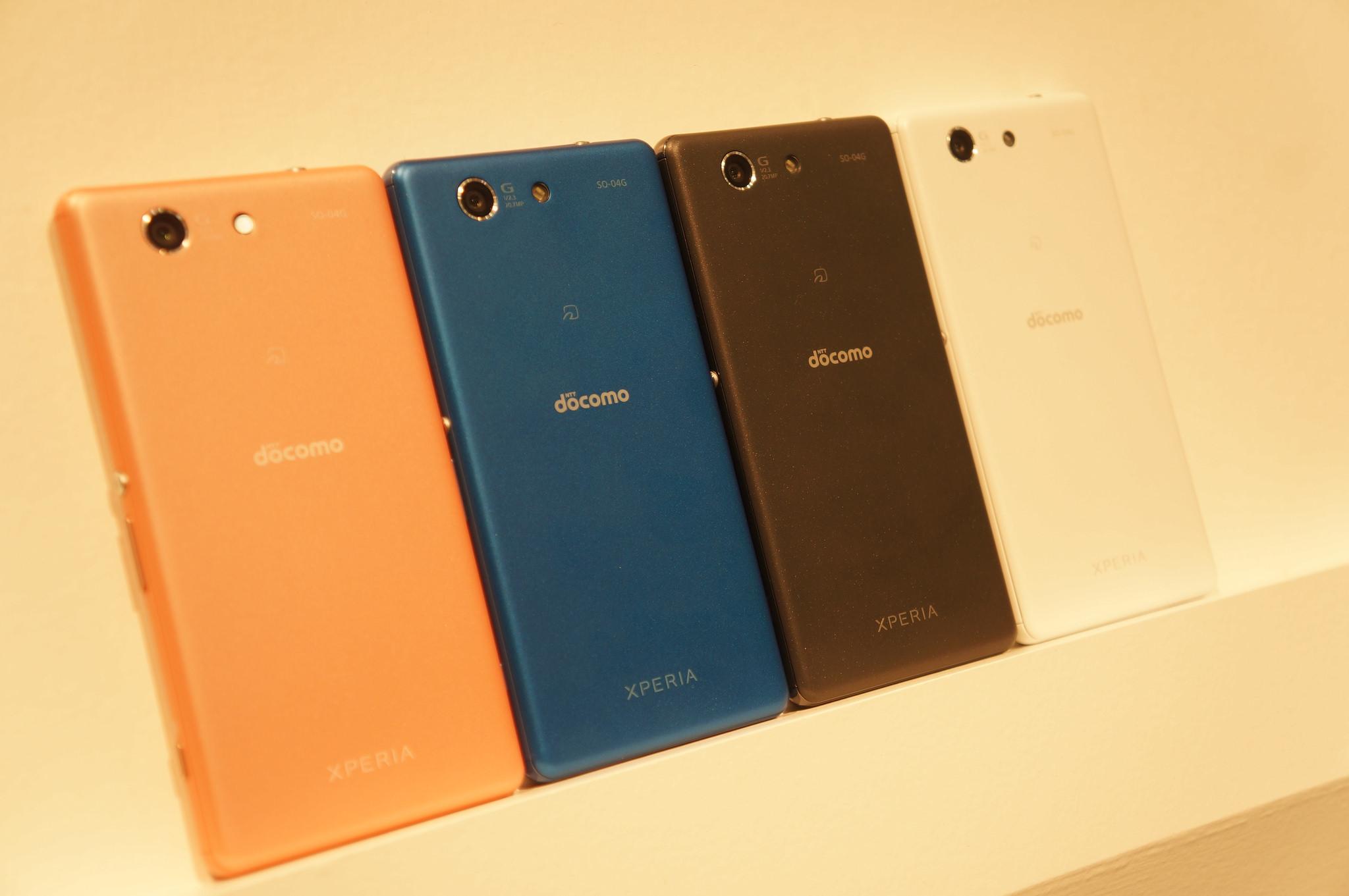 ドコモ、Xperia A4を18日に発売、価格は一括7万円。Androidガラホは19日から