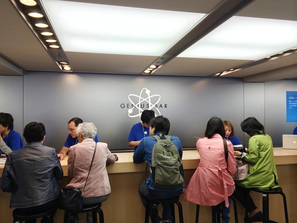 画面割れも対象、iPhoneを非正規店で修理すると使用不可に