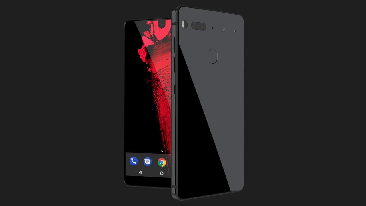 国内MVNO、Android 9 Pie搭載スマホ「Essential Phone」を販売開始