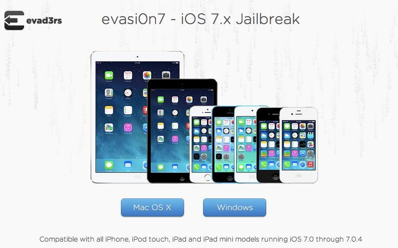 iOS 7に対応した脱獄ツール「evasi0n7」が登場ー使い方を紹介する動画も