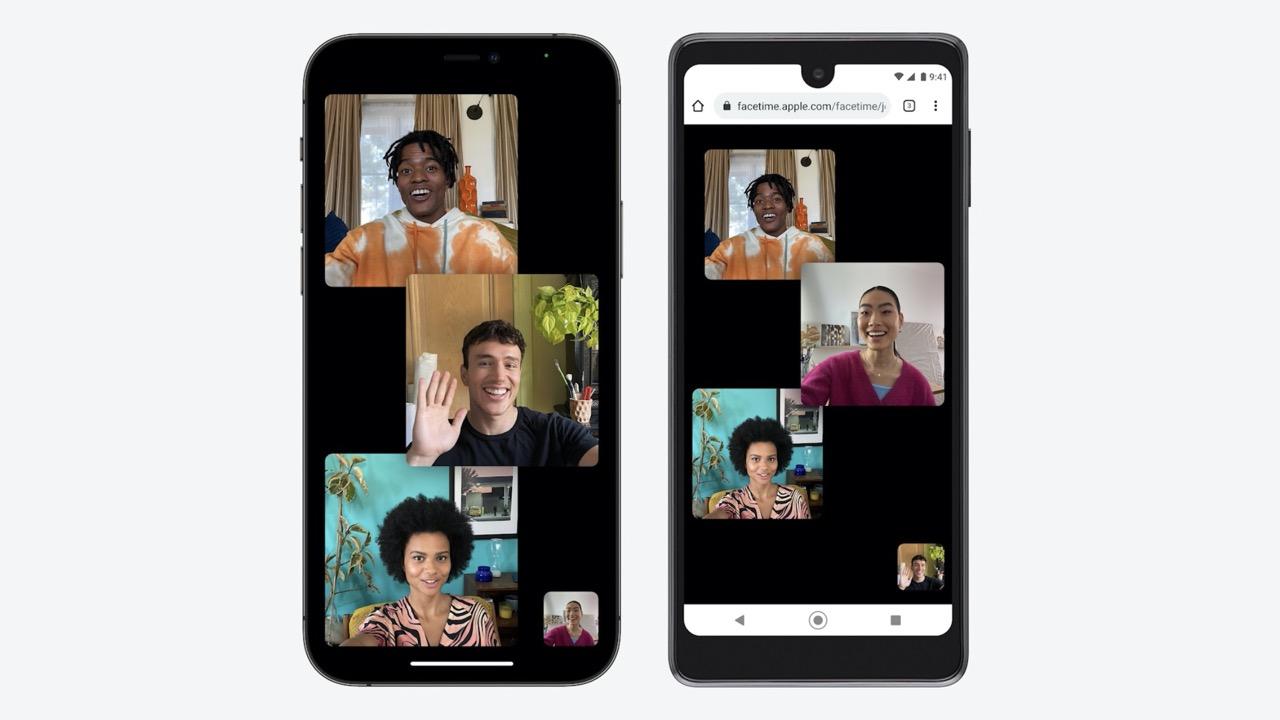 iOS 15の新機能:FaceTimeが大幅強化。ついにAndroidとWindowsにも対応
