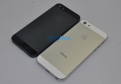 本物っぽいiPhone5の画像が流出。