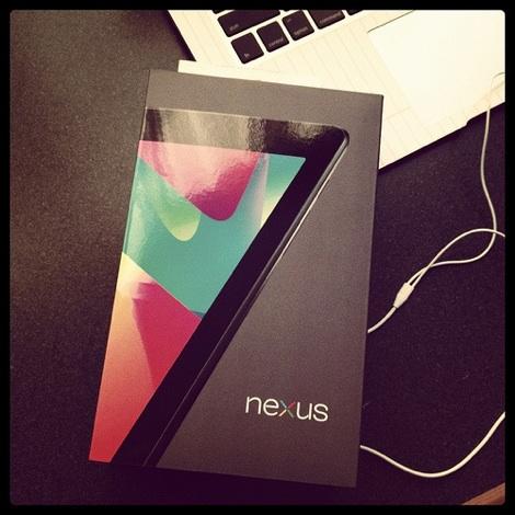 16GBの「Nexus 7」を注文したのに32GBモデルが届いたらしい!