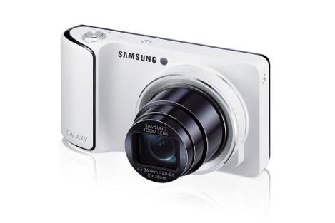 サムスン、「GALAXY Camera」のWi-Fi専用モデルを発表
