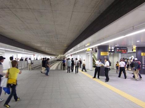 東京メトロ、東西線、千代田線、有楽町線のトンネル間でエリア拡大