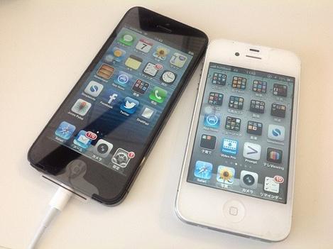 これはホンモノ!「iPhone5」が2週連続上位6位独占!ー携帯販売ランキング