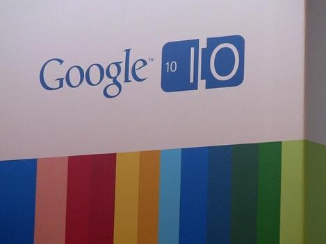 「Google I/O 2013」の開催日は5月15日から!
