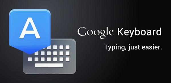 Google、スワイプ式の文字入力アプリ「Google Keyboard」をPlayストアで公開