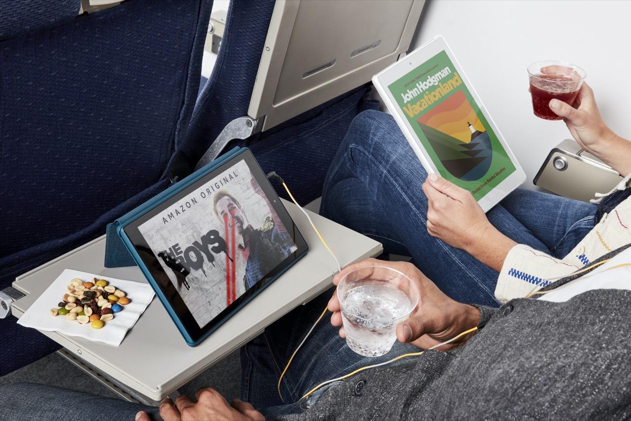 最大5,000円オフ、FireタブレットシリーズがAmazonの初売り登場