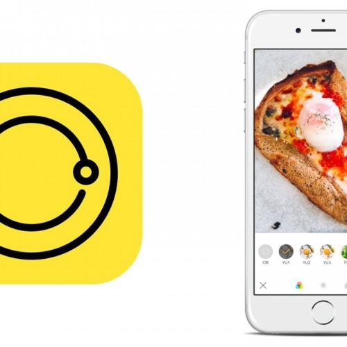 LINE、フード専用カメラアプリ「Foodie」をVer1.0.2にアップデート、ロゴの非表示・不具合修正など