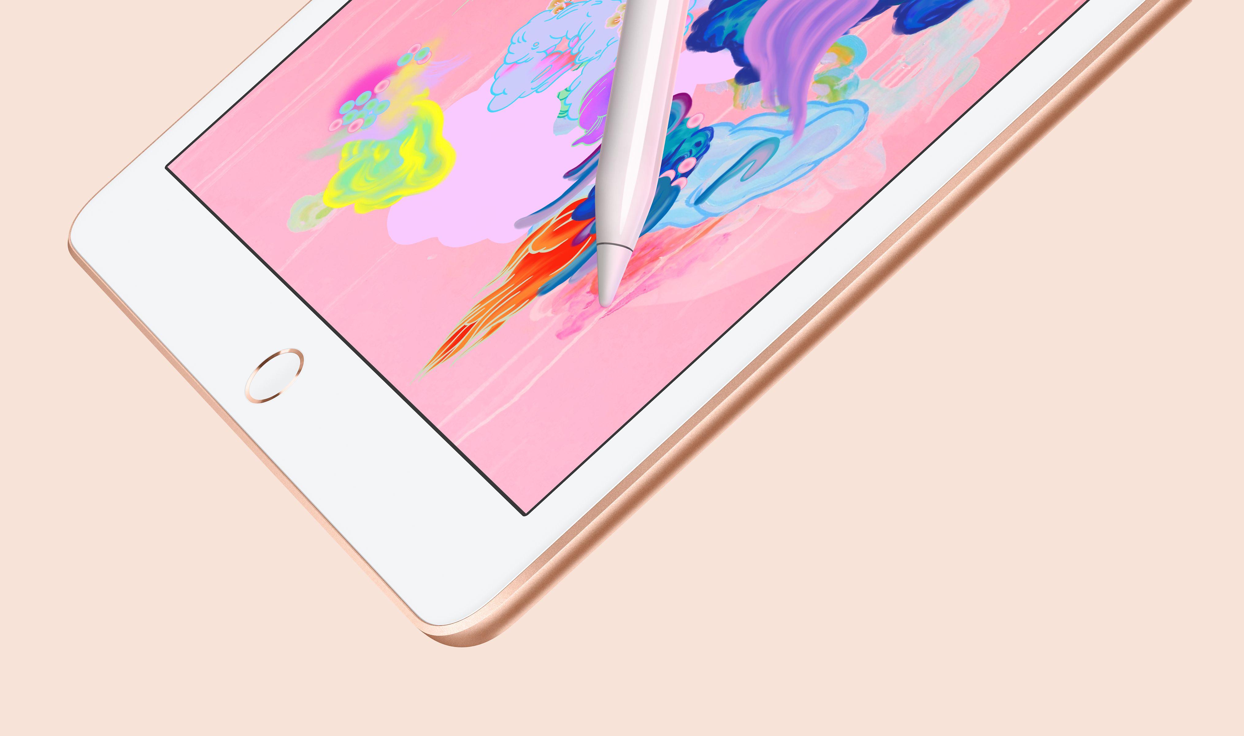 ドコモ、「Go!Go!iPad割」を2019年1月まで継続。Apple Pencil対応「iPad」が実質5,184円に